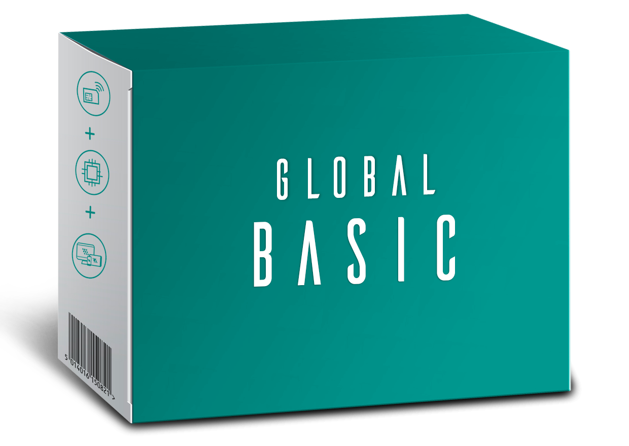Global M2M solution Basic