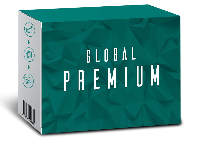 solución M2M Global premium