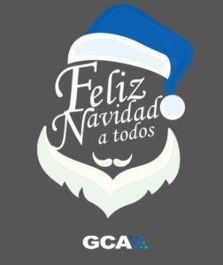 felicitación navideña GCA